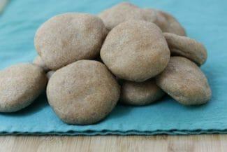No-Knead Whole Wheat Cinnamon Honey Rolls