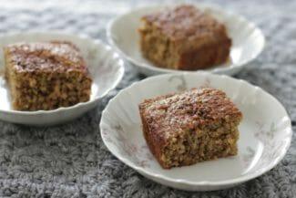 Easy Apple Date Cake {Gluten-free, Naturally Sweet}