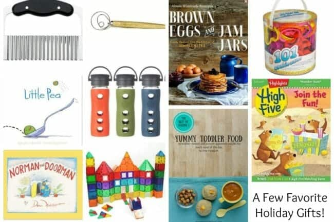 Favorite Holiday Gifts for Food-Loving Families
