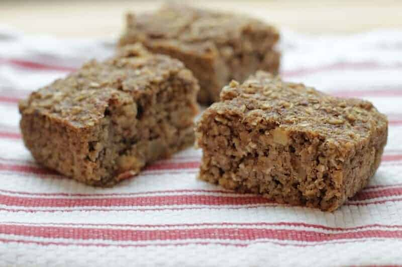 One-Bowl Apple Oatmeal Bread