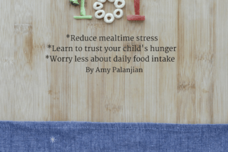 Feeding Toddlers 101, the ebook