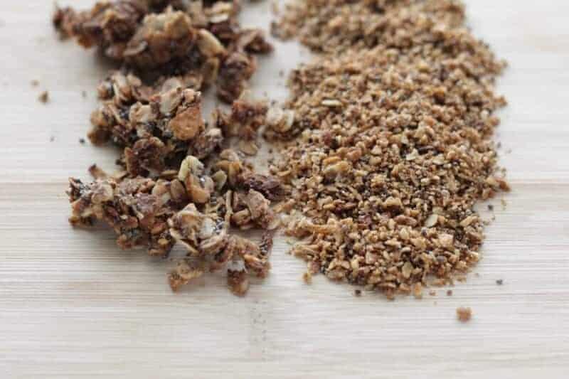 homemade granola for kids