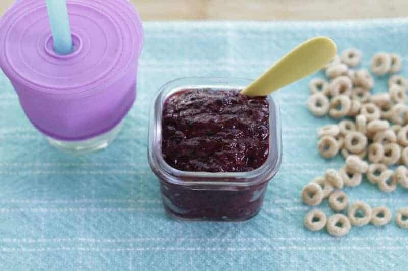 blueberry chia pudding recipe