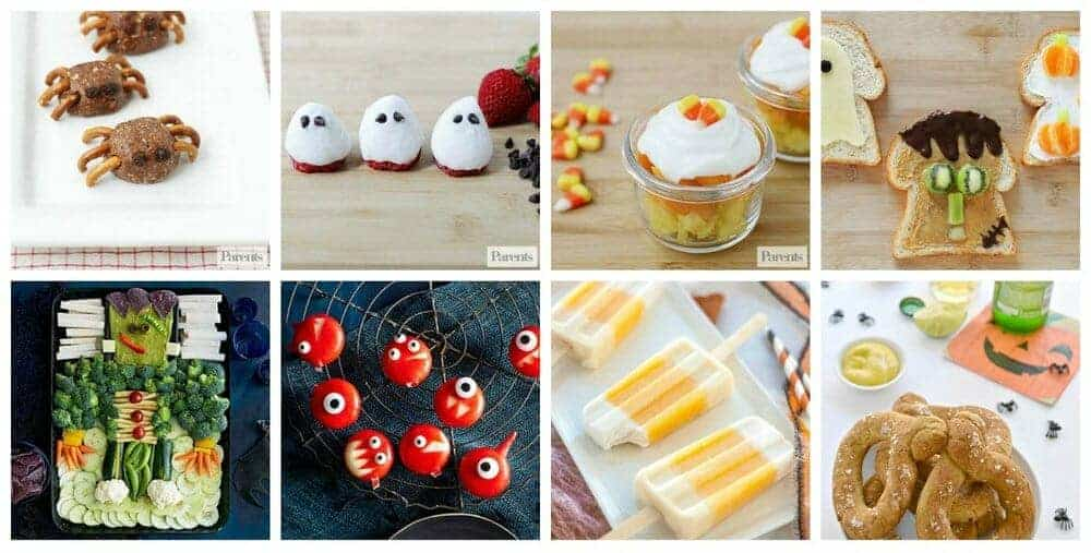 Fun Halloween Treats for Toddlers