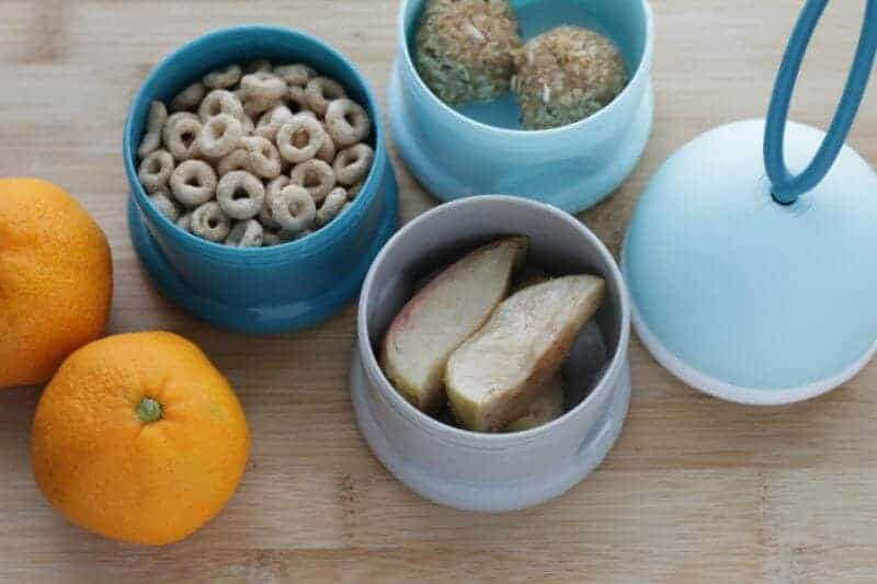 easy baby led weaning snacks for on the go
