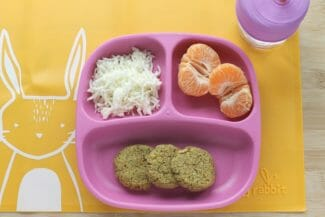 Baked Falafel Recipe with Lentils and Carrots
