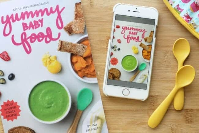 Yummy Baby Food:  The Easy Way to Start Solids