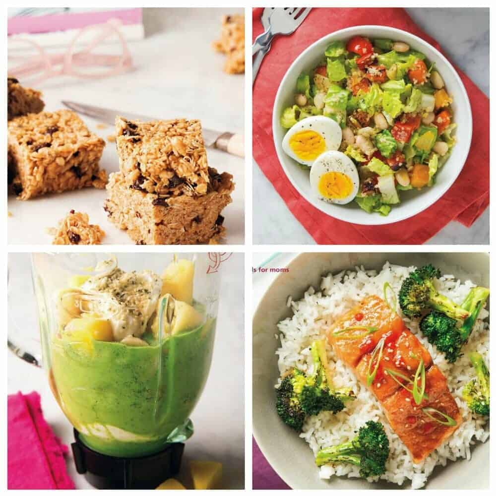 recipes for New and Expecting Parents