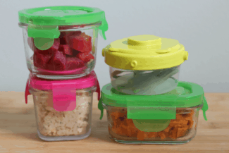 5 Ways to Meal Prep Toddler Meals