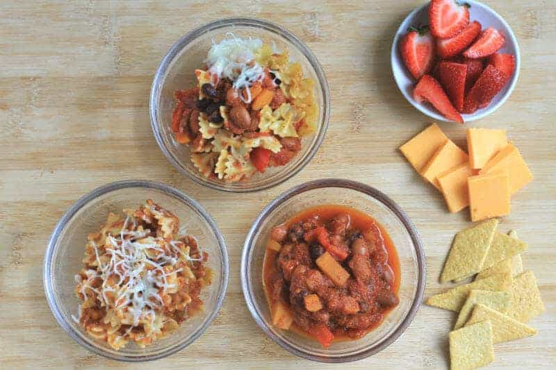 veggie chili mac recipe