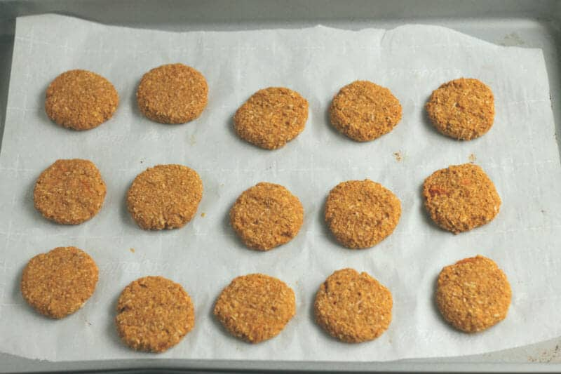 easy sweet potato cookies