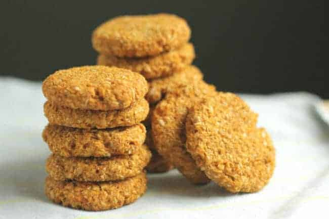 sweet potato cookie
