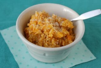Shortcut Butternut Squash Risotto