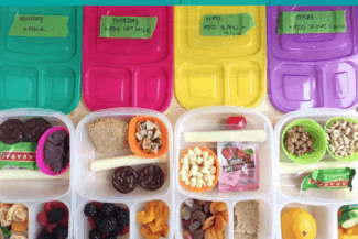 7 Lunch Box Ideas for 1 Year Olds at Daycare
