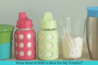 What's the Best Milk for Toddlers?