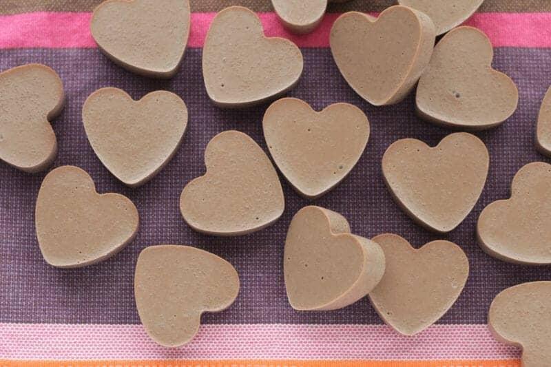 homemade chocolate gummies