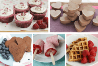 10 Yummy and Healthy Valentine's Day Treats for Kids