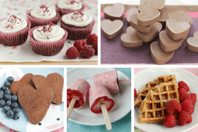 10 Yummy Valentine's Day Treats