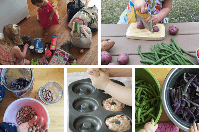 10 Fun Toddler Activities to Try in the Kitchen