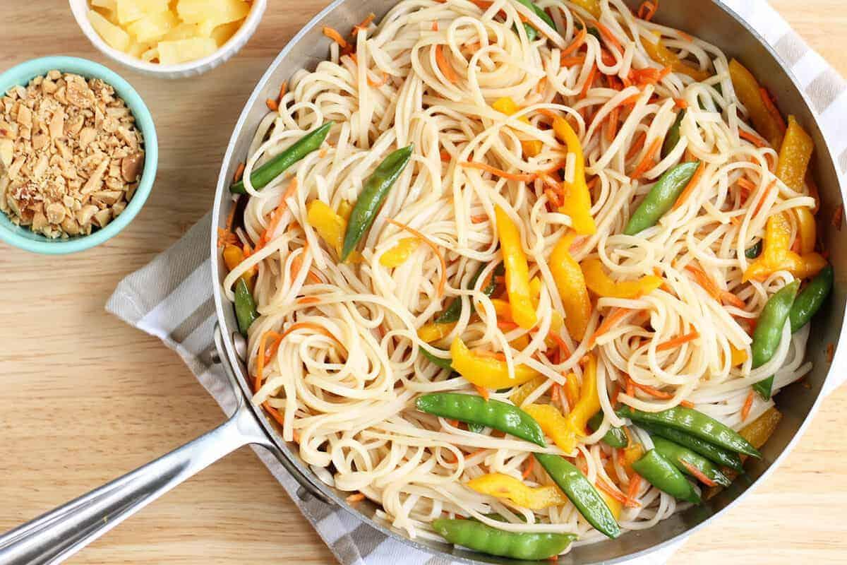 quick stir fry noodles