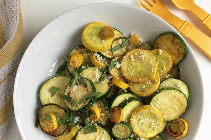 sauteed zucchini for kids