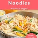 stir fry noodles pin