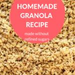 granola pin