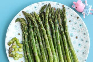 How to Cook Asparagus in the Oven Kids Will Love