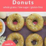 sweet potato donuts pin 1