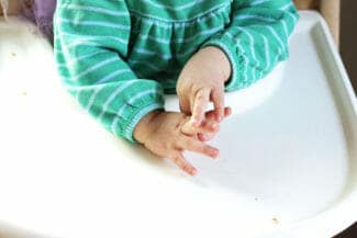 What to Do When Your Toddler Throws Food