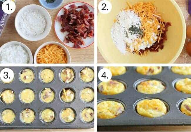 How to make an egg muffins recipe Step by Step