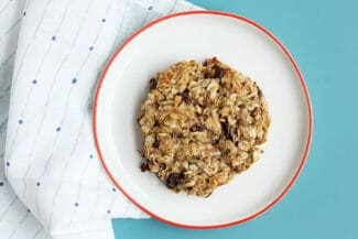 Chocolate Chip Lactation Cookie Recipe (Egg & Dairy-Free)