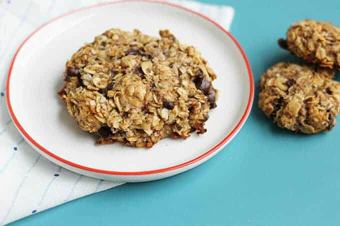 lactation cookie and breakfast cookies