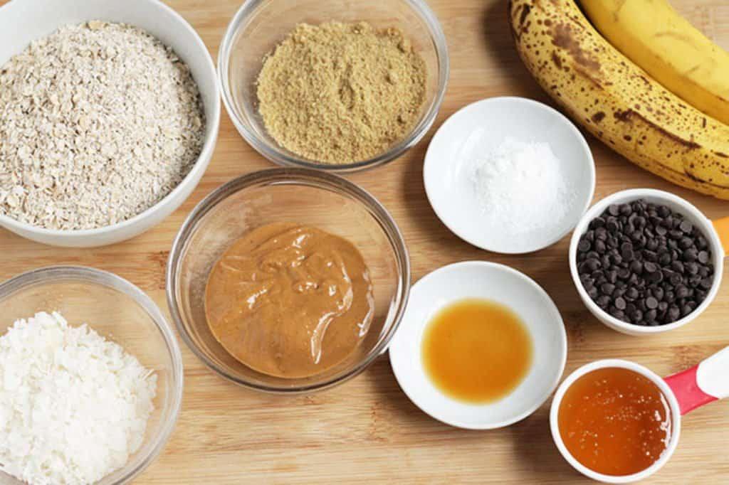 ingredients in lactation cookies