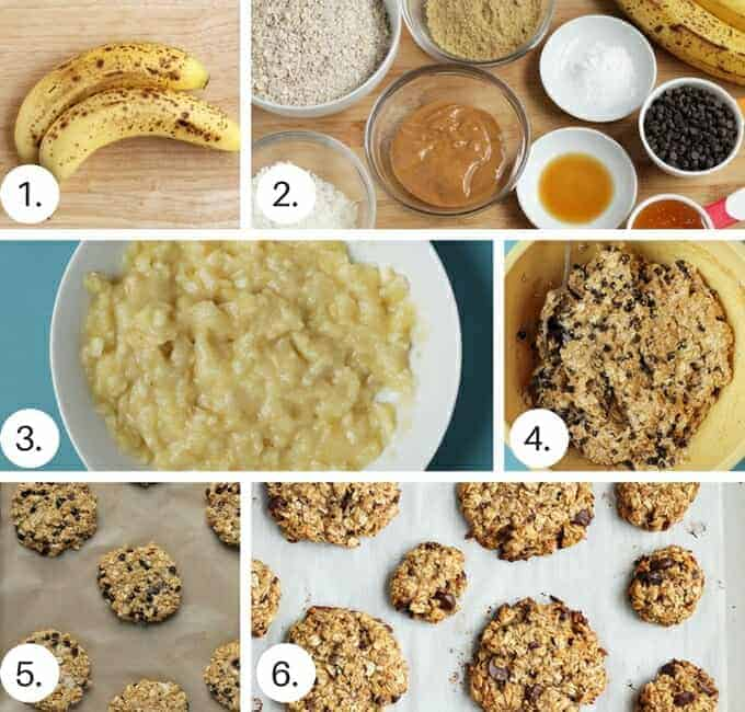 how to make lactation cookies step by step