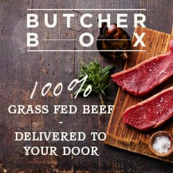 Butcher Box - 100% Grass Fed Beef Delivery