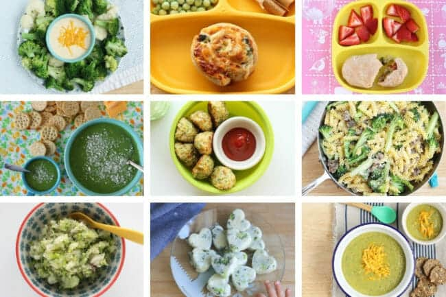 healthy broccoli recipes