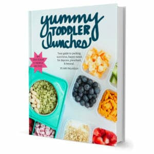 Yummy Toddler Lunch Ideas ebook cover book image