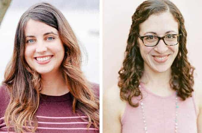 Virginia Sole-Smith and Amy Palanjian