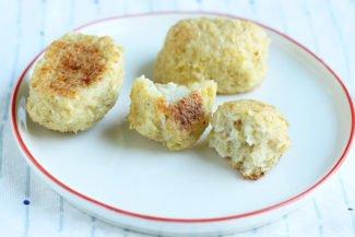 Healthy Homemade Cauliflower Tots