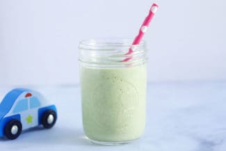 Simple Green Smoothie Recipe for Kids