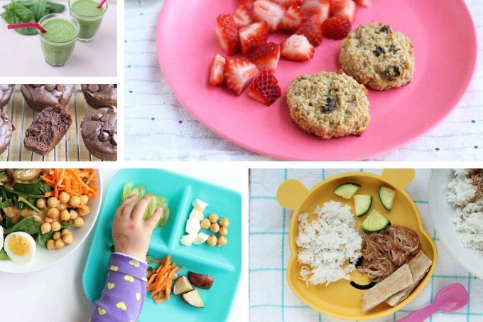 A Week of Healthy Kids Meal Ideas (that Actually Work in Real Life!)