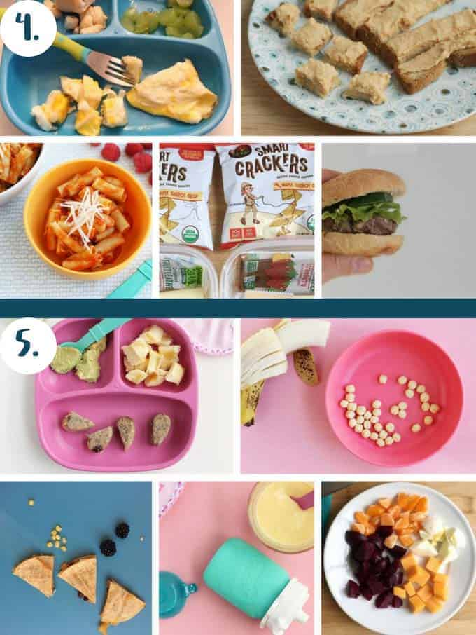 kids meal ideas for breakfast, lunch and dinner