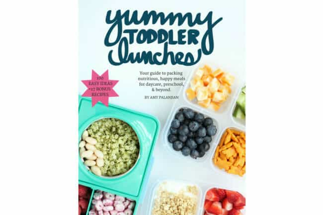 Take 40% off Yummy Toddler Lunches Ebook this Week Only