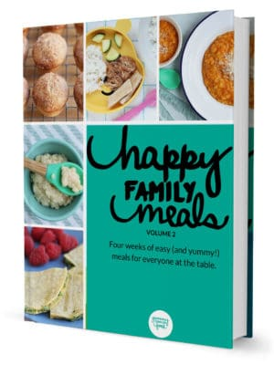happy family meals cover 2