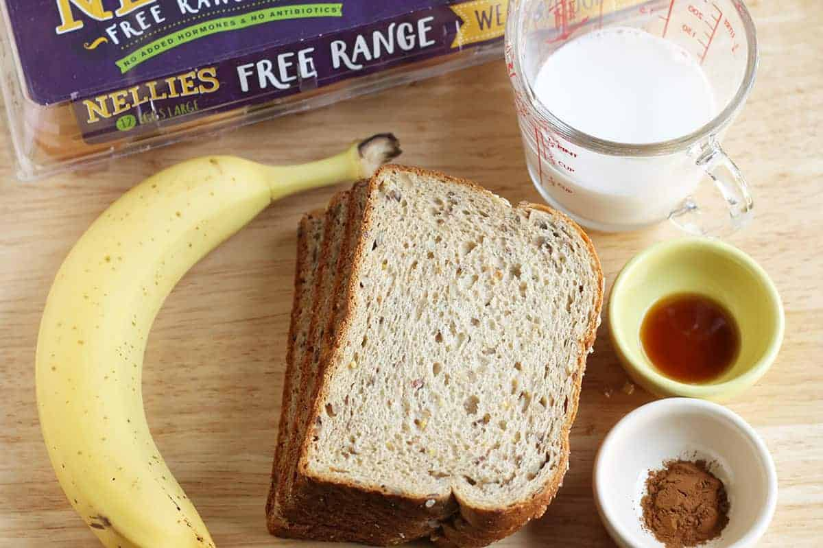 ingredients-in-baked-french-toast