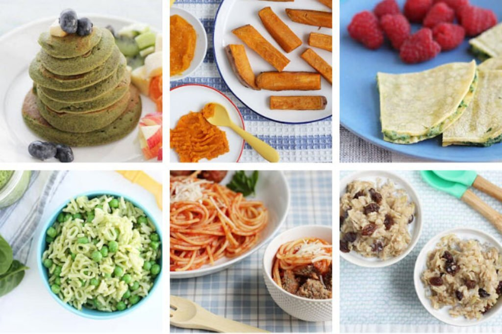 best iron rich recipes for kids