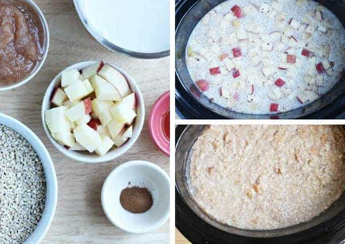 steel cut oatmeal recipe step by step process