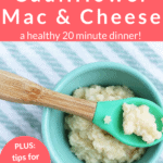 cauliflower mac and cheese pin