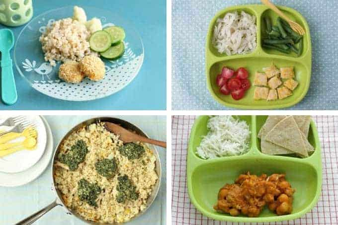 healthy family meals with chicken